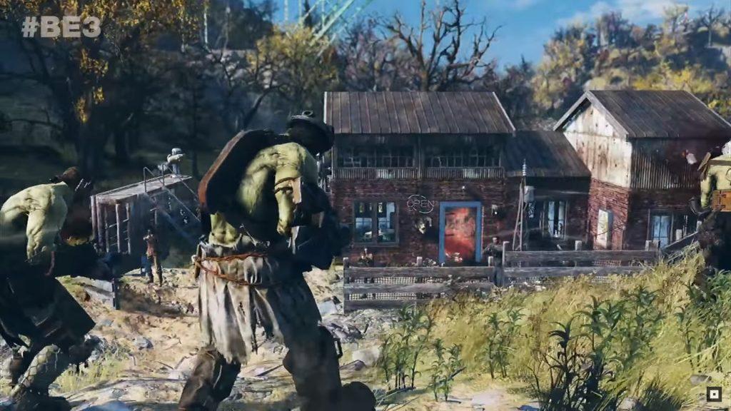 fallout 76 mutants