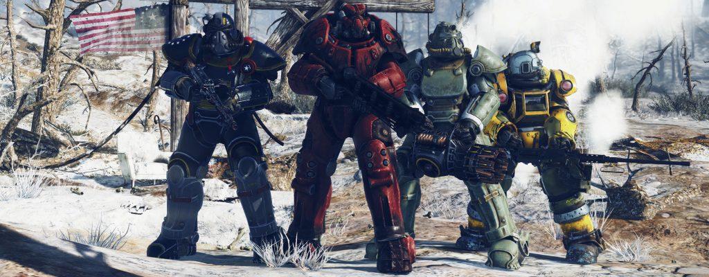 In Fallout 76 gibt's ein Wiedersehen mit dieser brutalen Fraktion