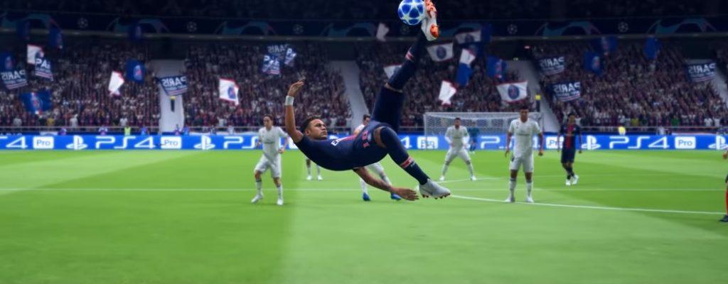 FIFA 19: Die besten Kameraeinstellungen für Online-Matches und FUT