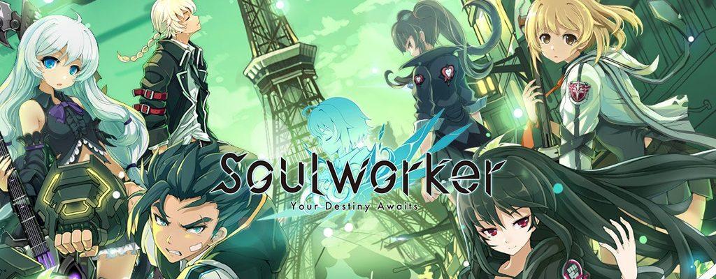 Anime-MMO SoulWorker bekommt massig Endgame-Content