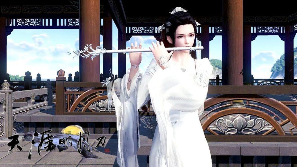 moonlight blade yihua job