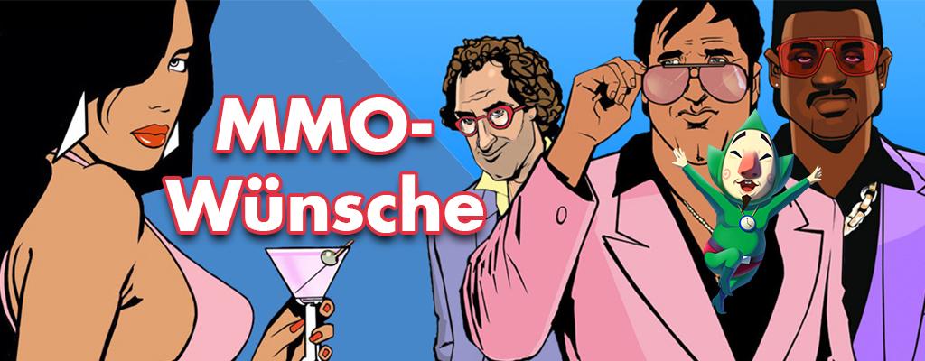 Mein MMO fragt: Welches alte Singleplayer-Spiel wünscht Ihr Euch als MMO?