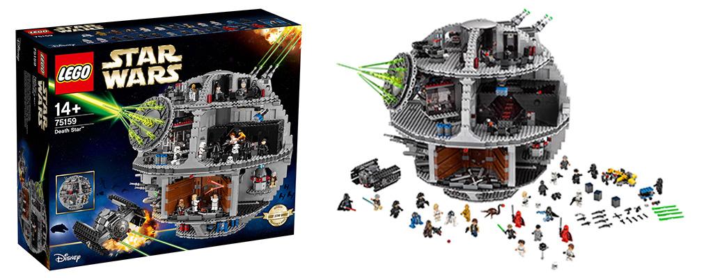 Schnappt euch euren eigenen Todesstern – LEGO-Set mit 100 Euro Rabatt