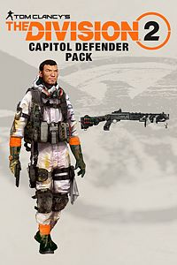 the division 2 capitol defender