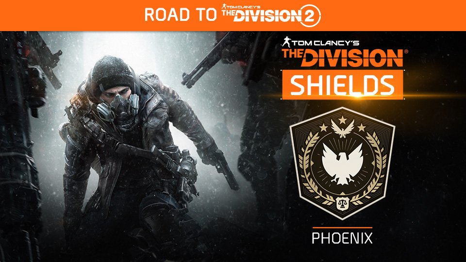 the division shield phoenix