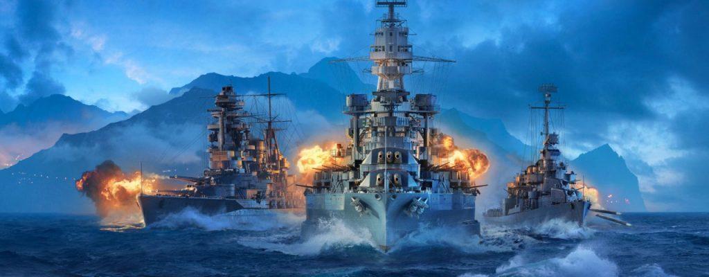 World of Warships spielt sich auf Xbox One viel schneller als auf dem PC