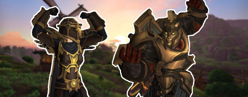 wow screenshot sturmsangtal titel mit orc und mensch levelguide
