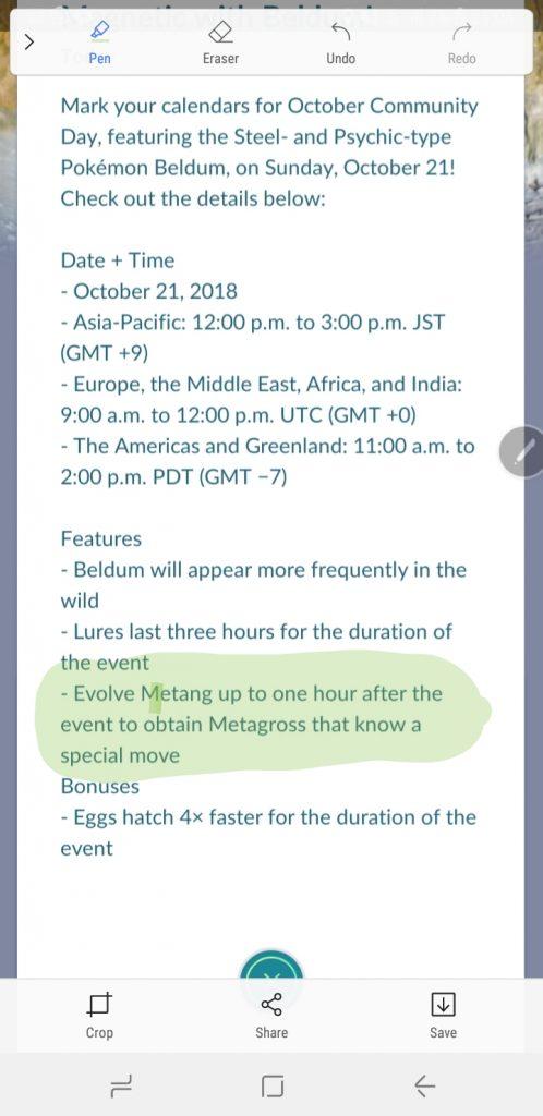 Pokémon GO verlängerter Zeitraum