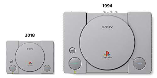 PlayStation Classic Größe
