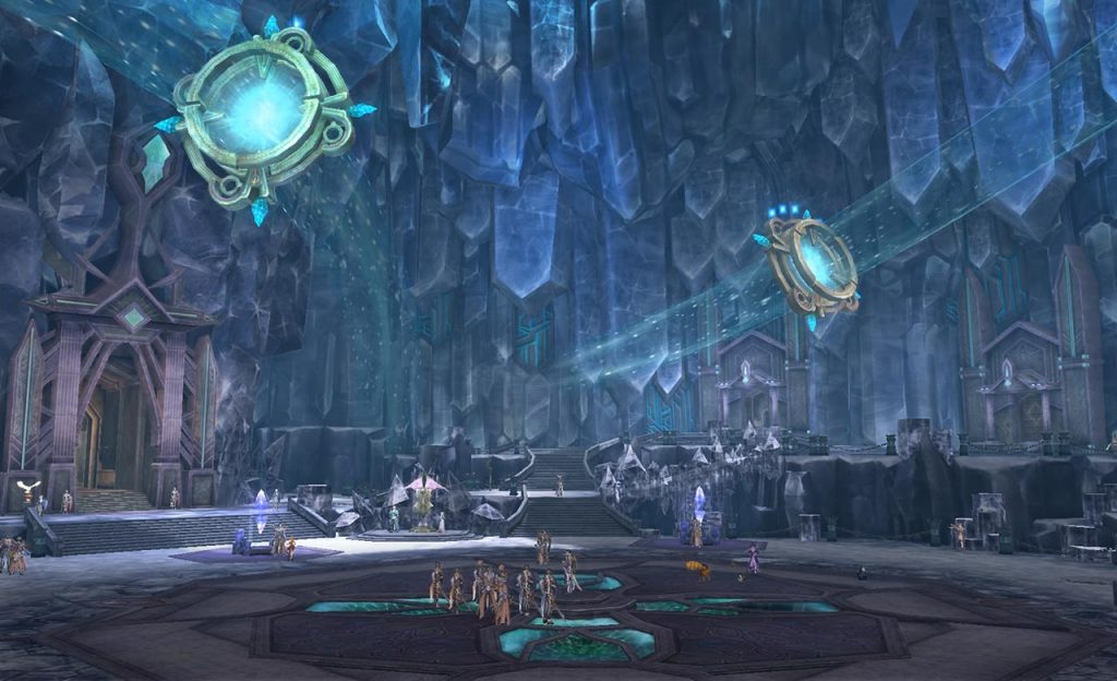 Aion A New Dawn Screenshot Gebiet 3