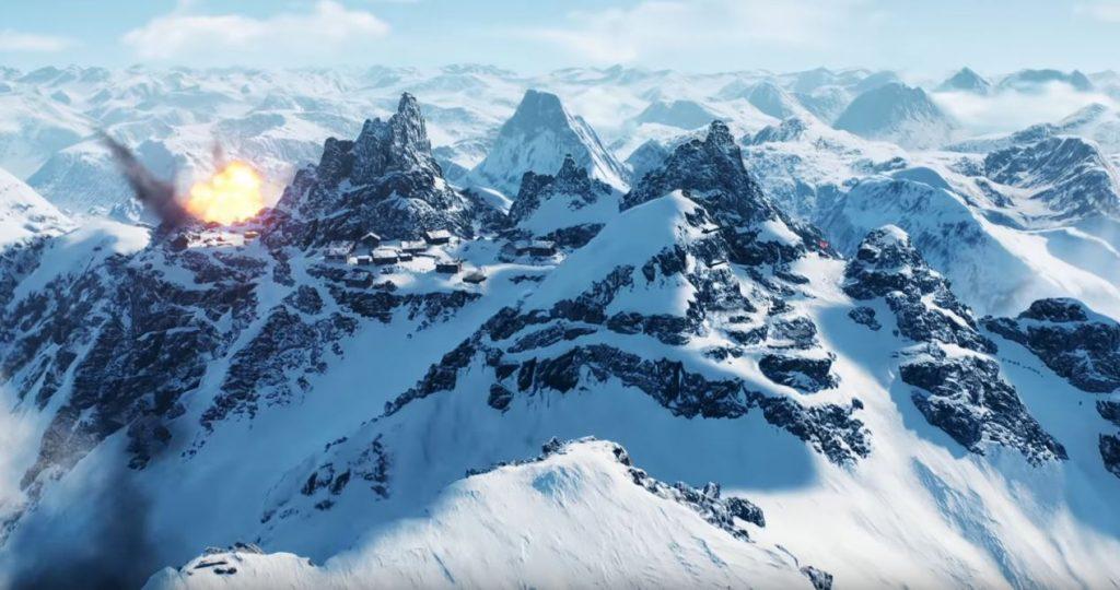BF 5 Snow Mountain