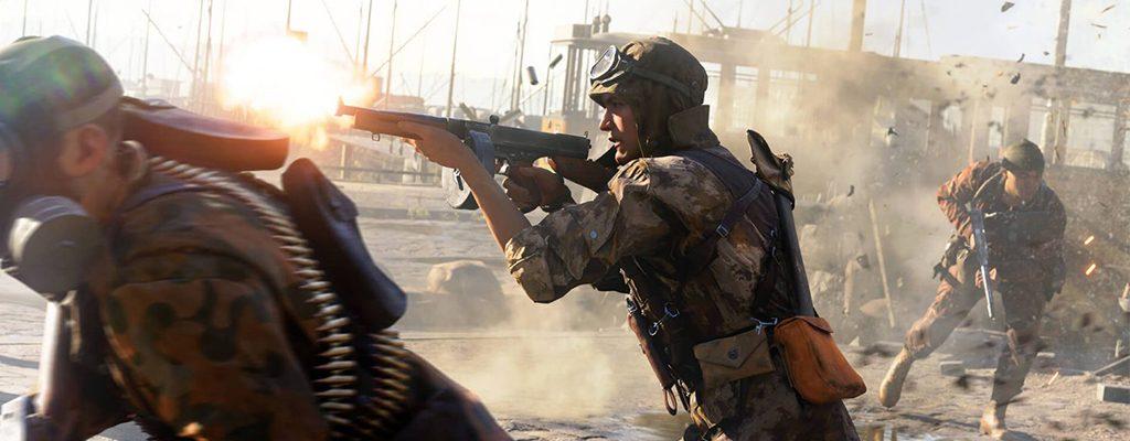 Battlefield 5 Action Tommy Titel