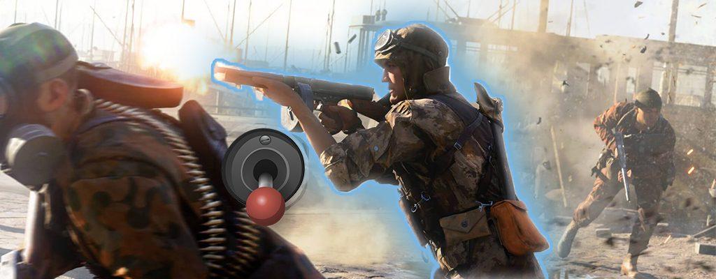 Battlefield 5 Kindersicherung