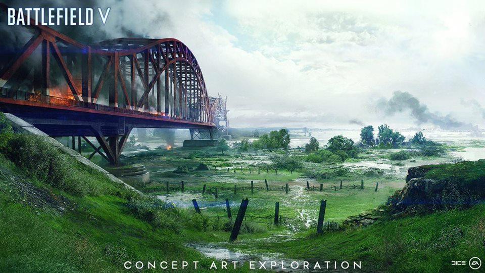 Battlefield 5 Twisted Steel