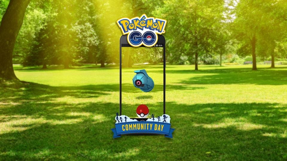 Pokémon GO Com Day mit Tanhel