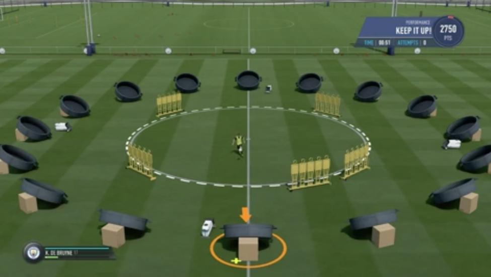 Skill Geams FIFA 19