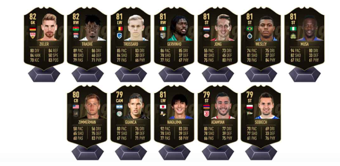 TOTW2 Prediction Futhead 2