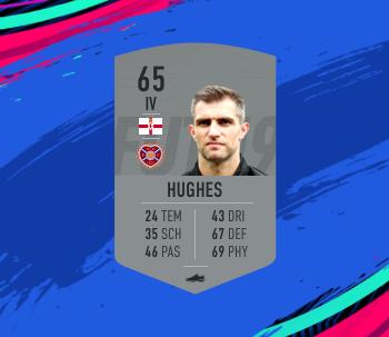 Aaron Hughes FIFA 19