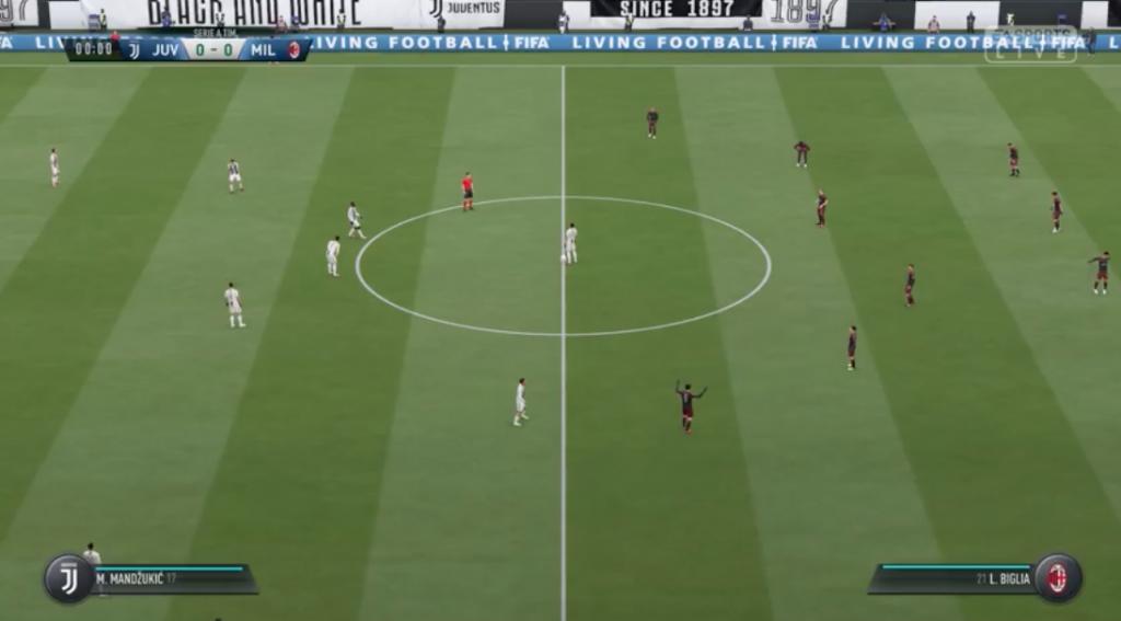 FIFA 19 Kamera 2