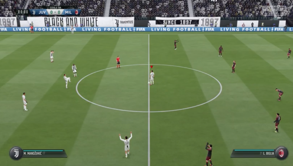 FIFA 19 Kamera 1