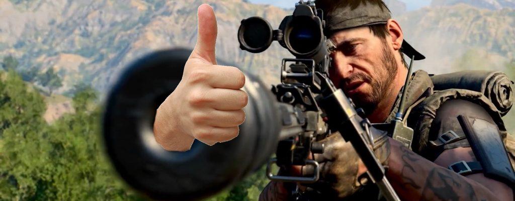 Der Blackout-Modus von Black Ops 4 kommt in der Beta richtig gut an