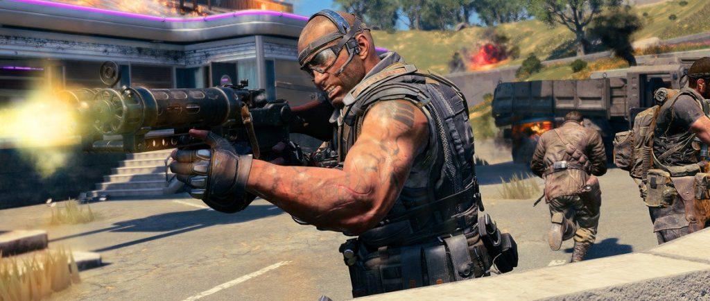 Black Ops 4 Feuer