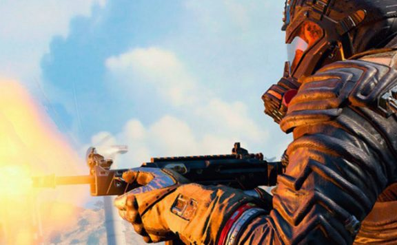 Call of Duty Black Ops 4 Ballern Waffe Titel