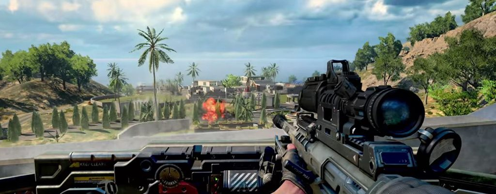 Call of Duty Blackout Titel