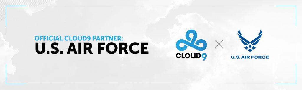 Cloud 9 und US Air FOrce