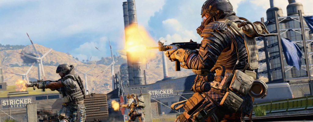 Call of Duty: Black Ops 4 Blackout Beta: Solo-Event und neue Änderungen