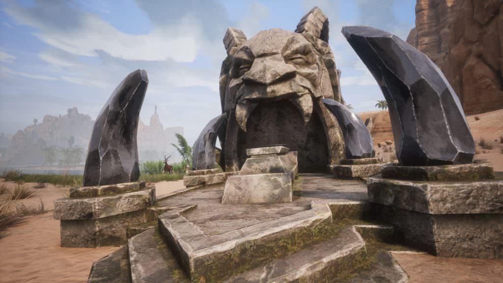 Conan Exiles Jhebbal Sag Altar