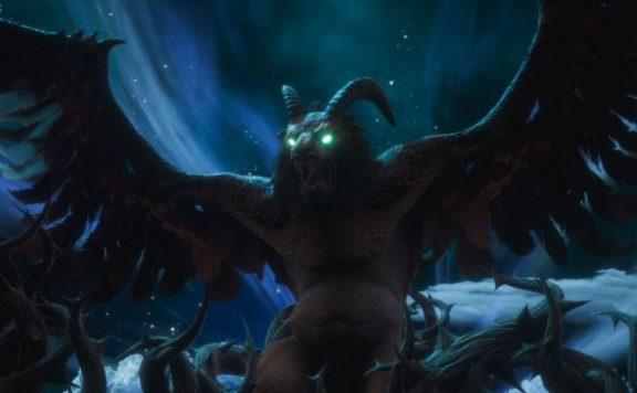 Conan Exiles Screenshot Jhebbal Sag Titel