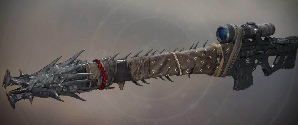 D2 Whisper Bound Hammer