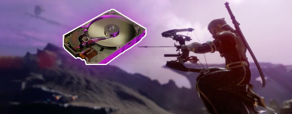 Destiny 2 ist zu lahm? Schnappt Euch eine SSD für PS4 oder Xbox One