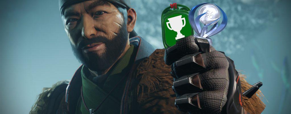 Das müsst Ihr für die Erfolge und Trophäen von Destiny 2: Forsaken tun