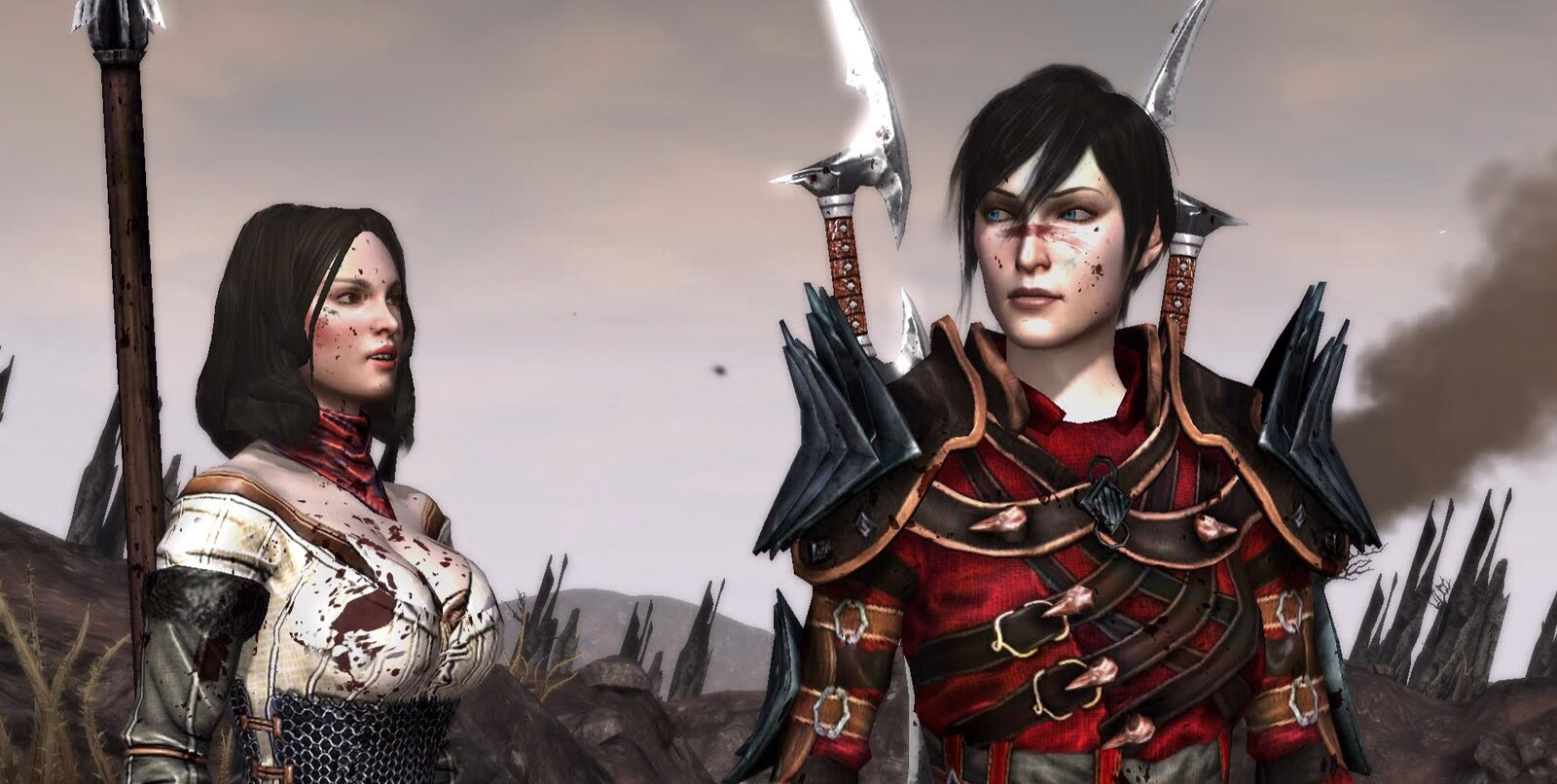 Dragon Age 2 Hawke
