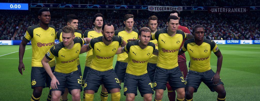 Billige Starter-Teams in FIFA 19 FUT, die trotzdem stark sind