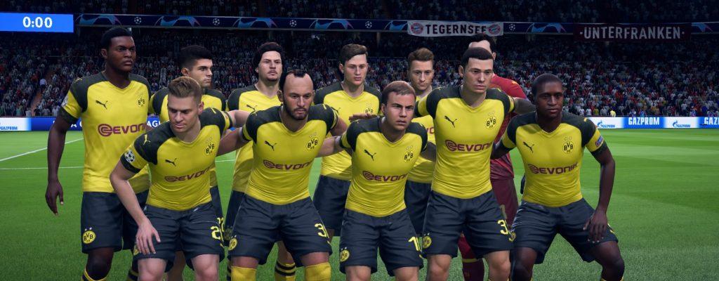 FIFA 19 TOTW 32 – Das Team der Woche 32 in Ultimate Team – mit Reus