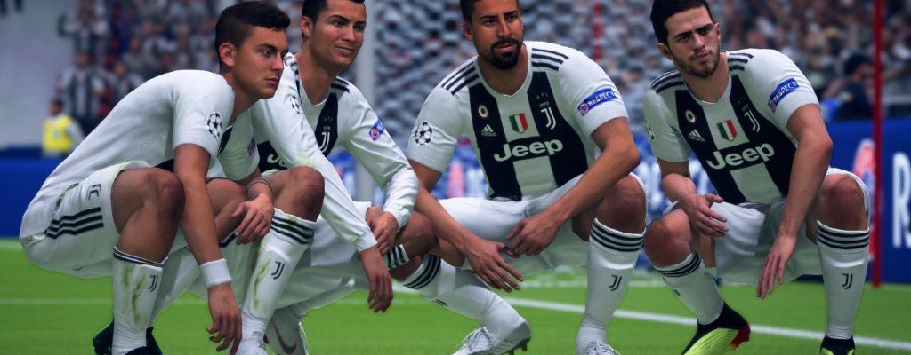 FIFA 19 TOTS: Das Serie A Team of the Season – mit Ronaldo