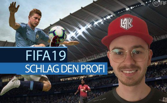FIFA 19 EGX Neu eSport Berlin