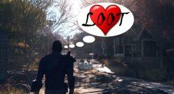 Fallout 76 Wanderer Loot Titel