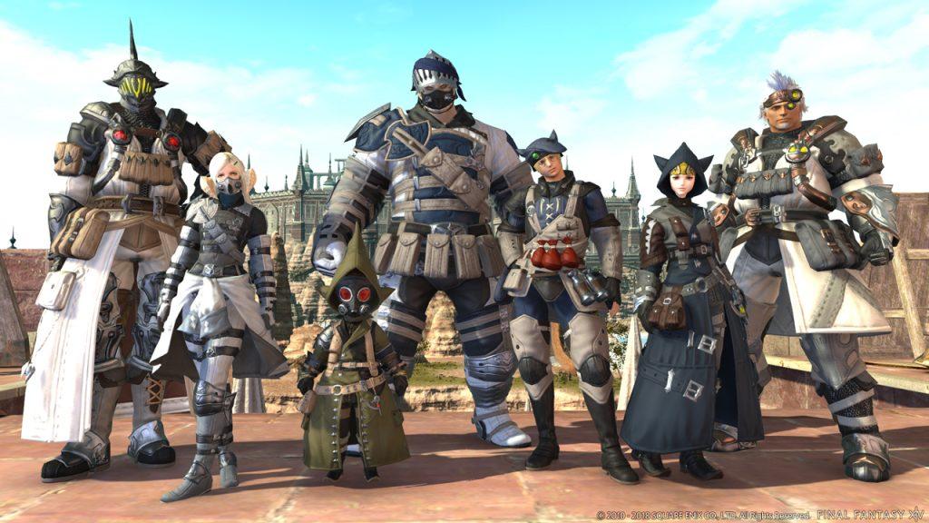 final fantasy xiv 4.4 dungeon gear