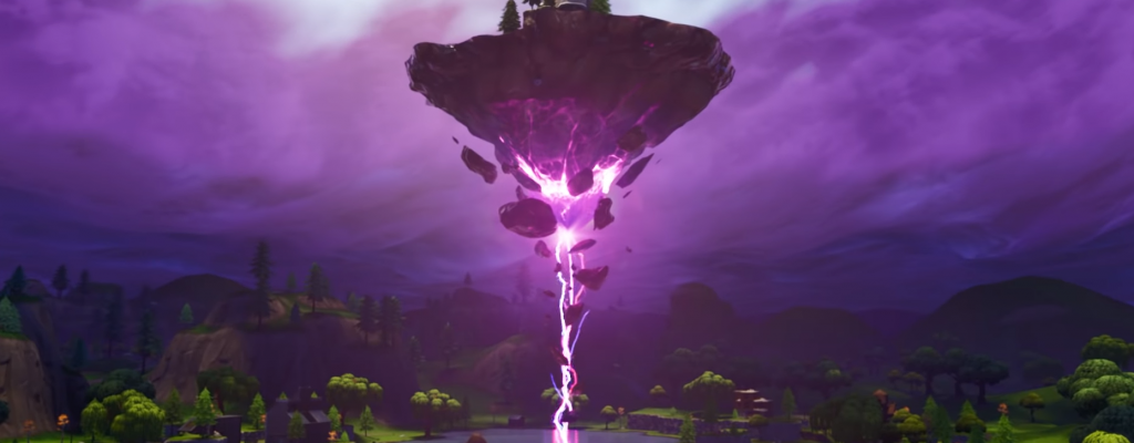 Die fliegende Insel in Fortnite ist das neue Highlight der Map in Season 6