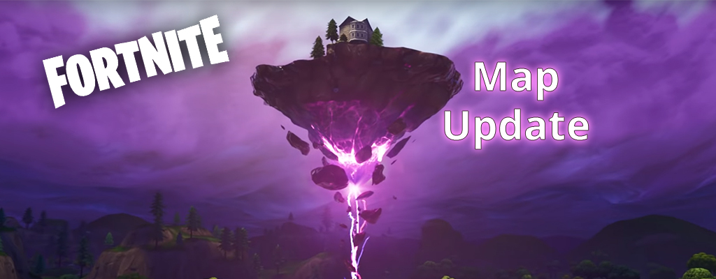 So verändert Season 6 die Map von Fortnite: Das sind die neuen Orte