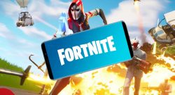 Fortnite Mobile Titel