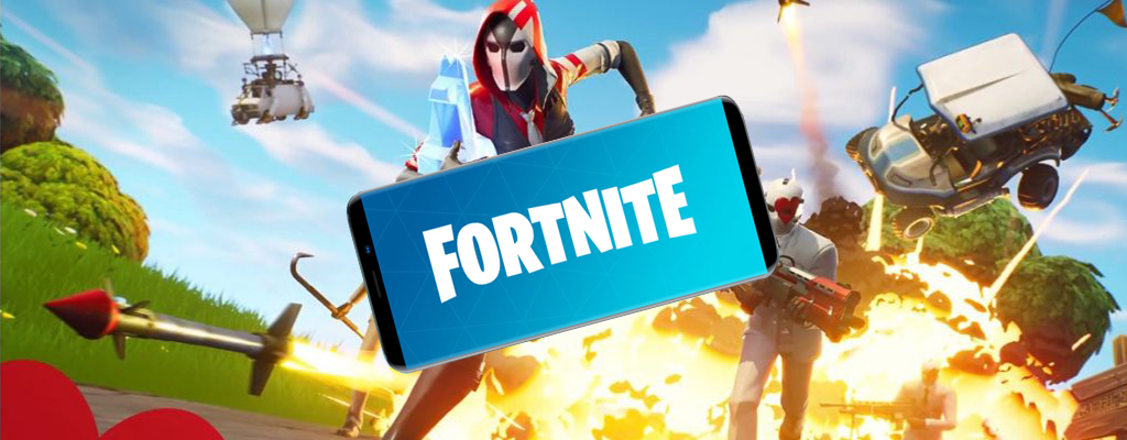 Now anyone can download and play Fortnite for free on Android