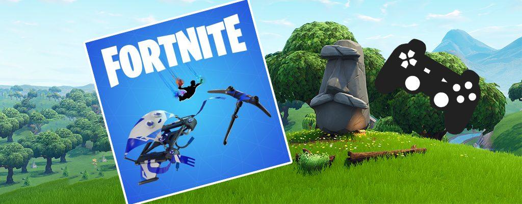 Fortnite PS Plus September Titel