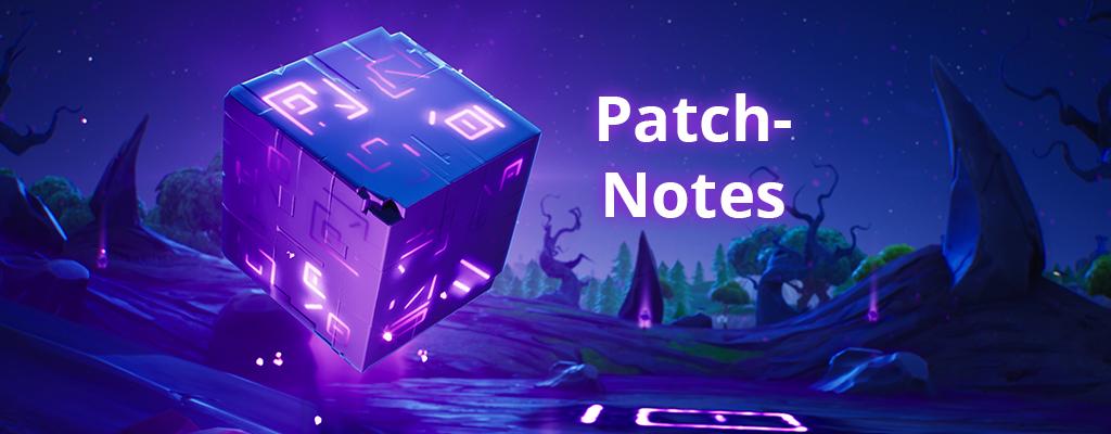 Fortnite: Patch-Notes für 6.0 auf Deutsch – Neue Orte und Items