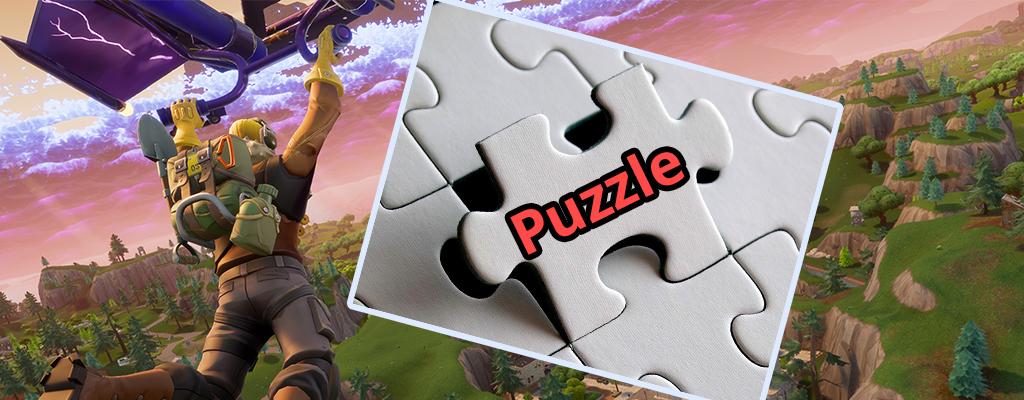 Fortnite: Suche 7 Puzzleteile – Fundorte und wie ihr die Aufgabe löst