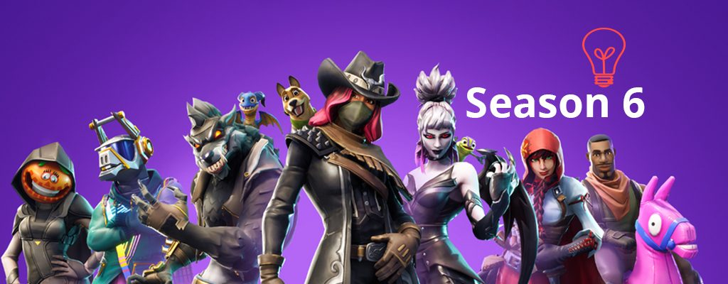 Fortnite Season 6 Hub